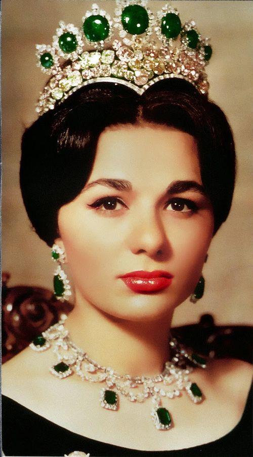 Императрица Фарах Пехлеви